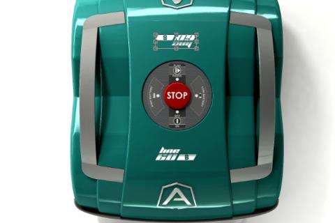 Robot de tonte ambrogio l60 sans fil for Forfait tonte pelouse